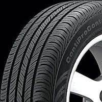 1 NEW 205-65-15 CONTINENTAL CONTIPROCONTACT TIRE