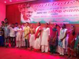 A grand celebration of Gandhi Jayanti by Gandhi Vichar Manch at Borivali (West), Mumbai