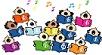 Children singing clipart