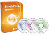 Syncfusion Essential Studio 9.4.0.62