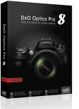 DxO Optics Pro 8.1.6 Build 340 Elite