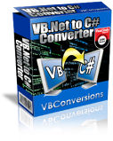 VB Net to C Sharp Converter 3.04